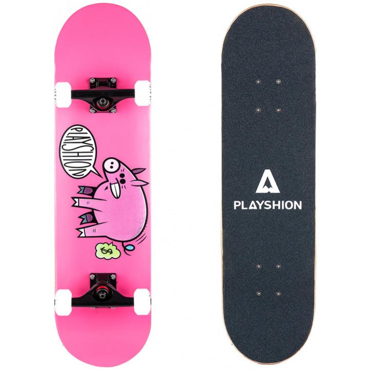 "Скейтборд Playshion Piggy Bank 31""X8"" (78.7 X 20.3 см)"