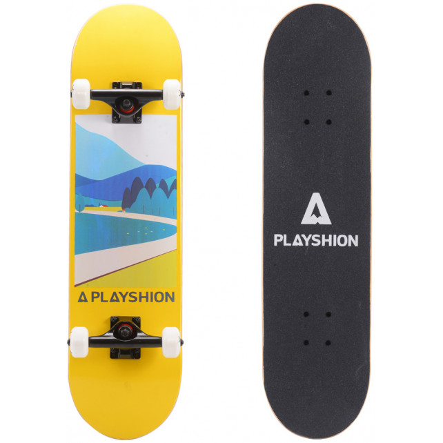 "Скейтборд Playshion Landcaper 31""X8"" (78.7 X 20.3 см)"