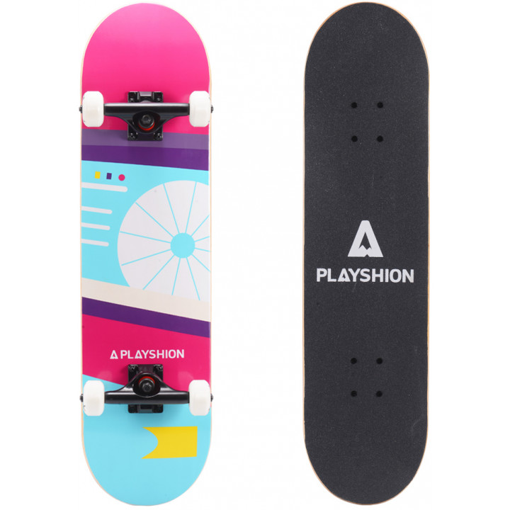 "Скейтборд Playshion UI 31""X8"" (78.7 X 20.3 см)"