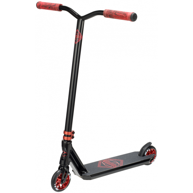 Трюковой самокат Fuzion Z-Series Z300 2020 Black / Red