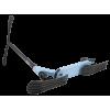 Зимний самокат TechTeam TT Traverse 2021 black