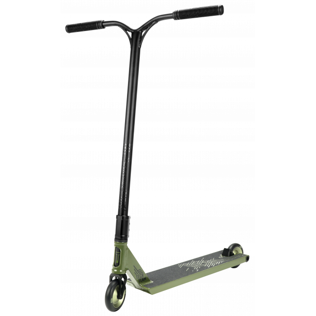 Трюковой самокат TechTeam TT Shreder 2021 Green