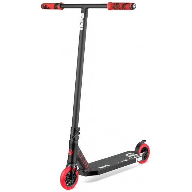 Трюковой самокат Hipe H8 black/red 2020 для подростков