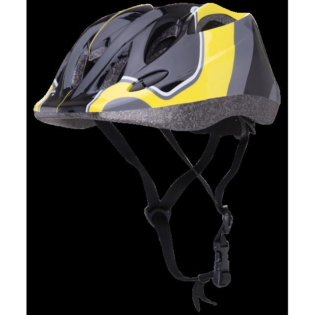 Шлем защитный Ridex Envy жёлтый 55-60