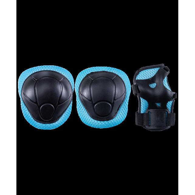 Комплект защиты Ridex Tot синий L