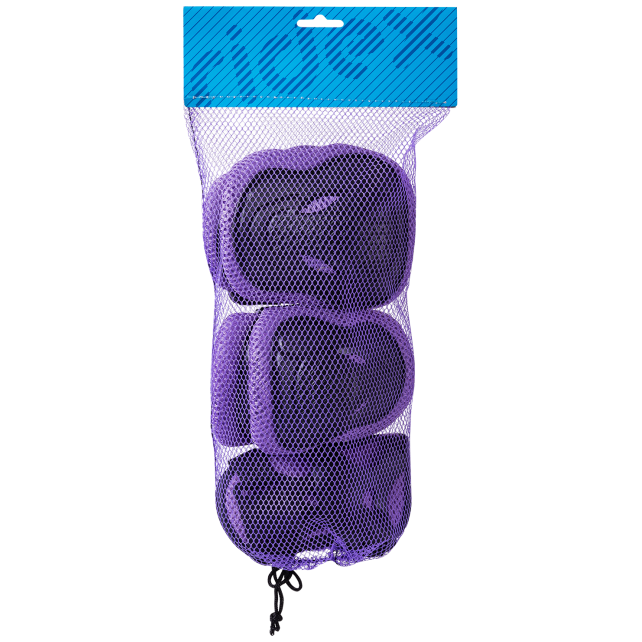 Комплект защиты Ridex Robin фиолетовый S