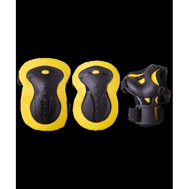 Комплект защиты Ridex Envy жёлтый M