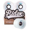 Комплект колес для лонгборда Ridex SB белый 4 шт. 69 мм