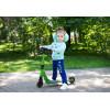 Городской самокат Shulz 120 зелёный для детей