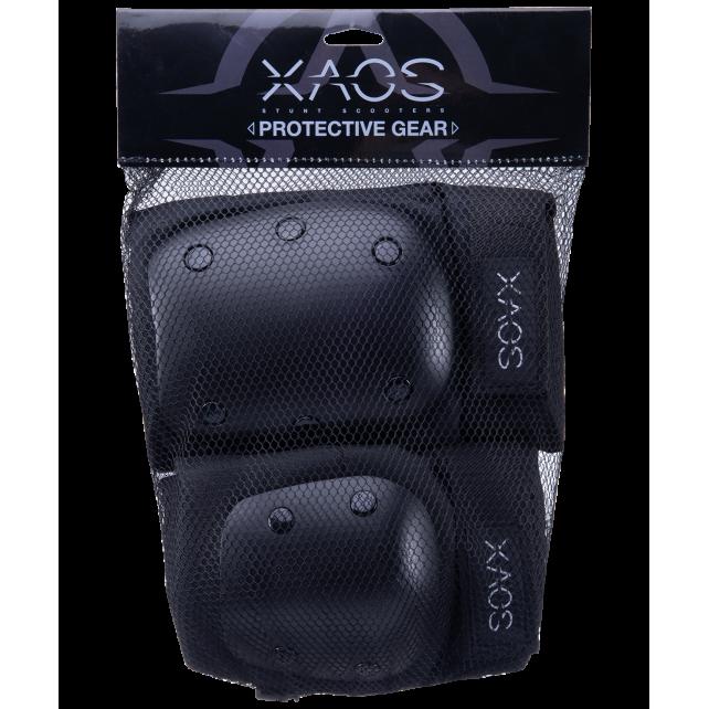 Комплект защиты Xaos Dare Black L