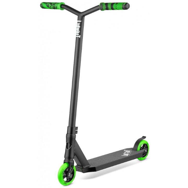 Трюковой самокат LIMIT LMT 60 black/green 2020 для подростков