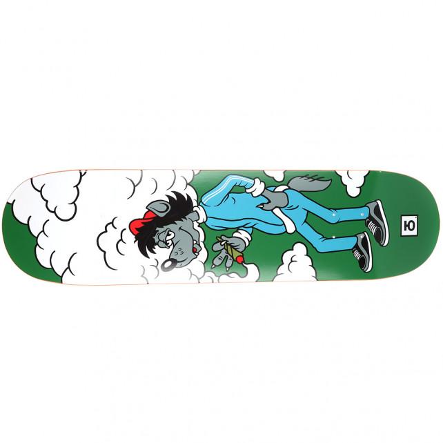 Дека для скейтборда Юнион Ну Погоди! (NuPogodi) 32′′X8,125′′ (81.28 X 20.64 см) medium (+ шкурка)