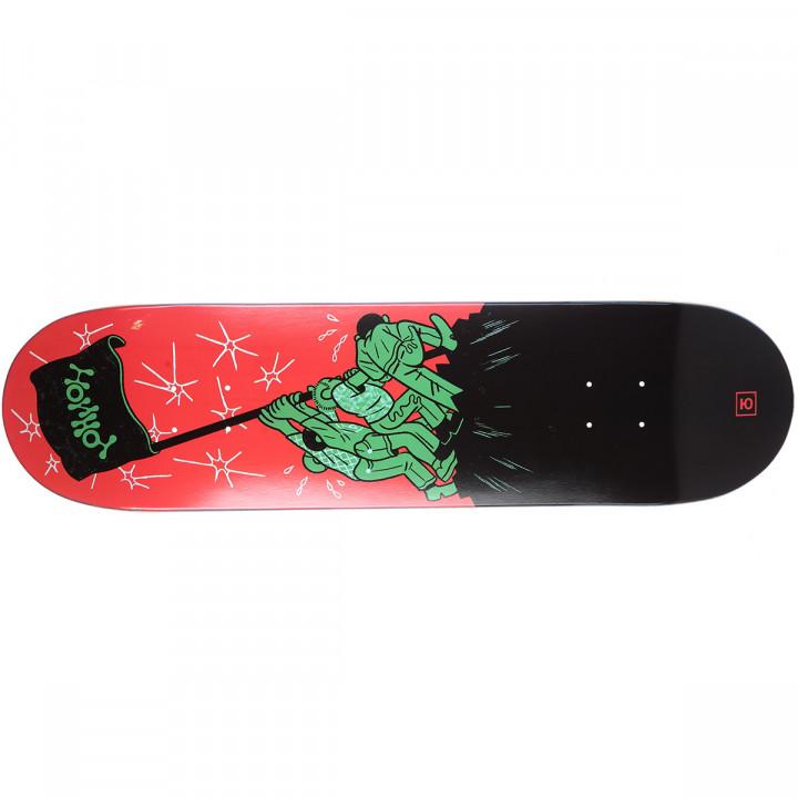 Дека для скейтборда Юнион Царь горы (Tsar' gory) 32′′X8,25′′ (81.28 X 20.96 см) medium (+ шкурка)