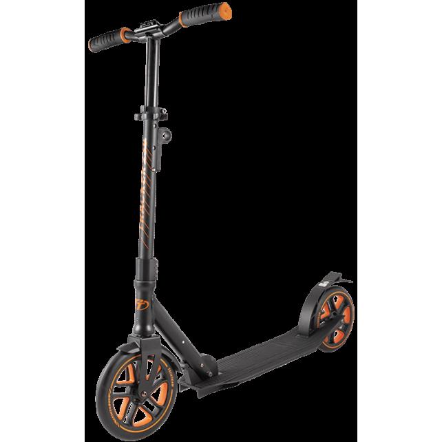 Городской самокат TechTeam TT Tracker 230 2020 Black/Orange