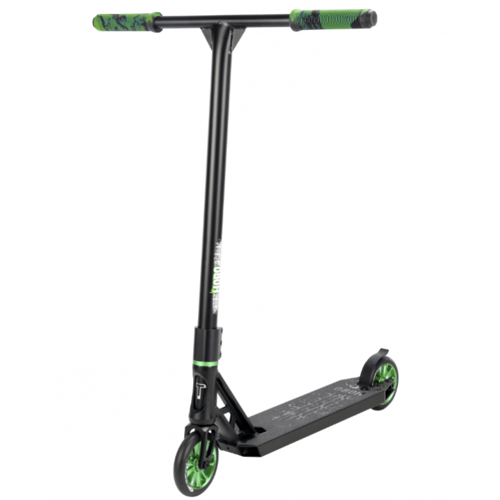Трюковой самокат TechTeam TT Hobo 2020 Green
