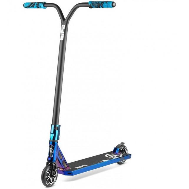 Трюковой самокат Hipe XL Oil-Blue 2020