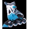 Коньки-ролики раздвижные Ice Blade Mission (2 в 1) M (34-37)