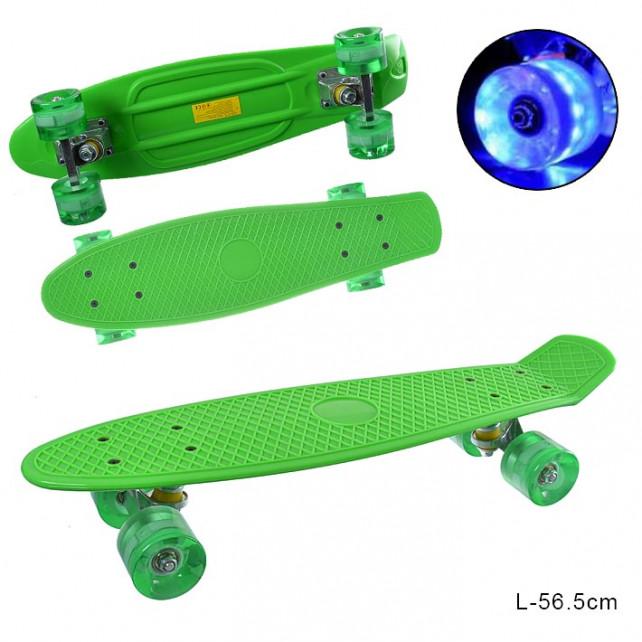 """Пенни Борд MBS Classic Light 22"""" (56,5 см) зелёный"""