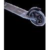Городской самокат Ridex Adept на больших колёсах 200 мм серый для подростков и взрослых