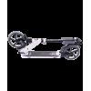 Городской самокат Ridex Apollo на больших колёсах 200 мм бежевый для подростков и взрослых