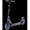 Городской самокат Ridex Apollo на больших колёсах 200 мм голубой для подростков и взрослых