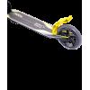 Городской самокат Ridex Envy на больших колёсах 145 мм жёлтый для детей и подростков