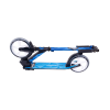 Городской самокат Ridex Marvel 2.0 на больших колёсах 200 мм синий для подростков и взрослых