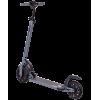 Городской самокат Ridex Project на больших колёсах 200 мм серый для подростков и взрослых