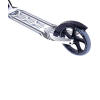 Городской самокат Ridex Syrex на больших колёсах 230 мм белый для подростков и взрослых