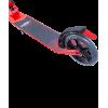 Городской самокат Ridex Atom на больших колёсах 180 мм красный для подростков и взрослых