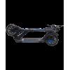 Городской самокат Ridex Evoke на больших колёсах 200 мм синий для подростков и взрослых с ручным тормозом