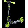 Городской самокат Ridex Vector на больших колёсах 145 мм зелёный для детей и подростков
