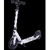Городской самокат Ridex Eclipse на больших колёсах 200 мм белый для взрослых и подростков