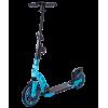 Городской самокат Ridex Falcon на больших колёсах 230 мм синий для взрослых и подростков