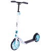 Городской самокат Ridex Supreme на больших колёсах 255 мм белый для взрослых и подростков