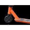 Трюковой самокат Ateox Fox 2020 чёрный/оранжевый для подростков
