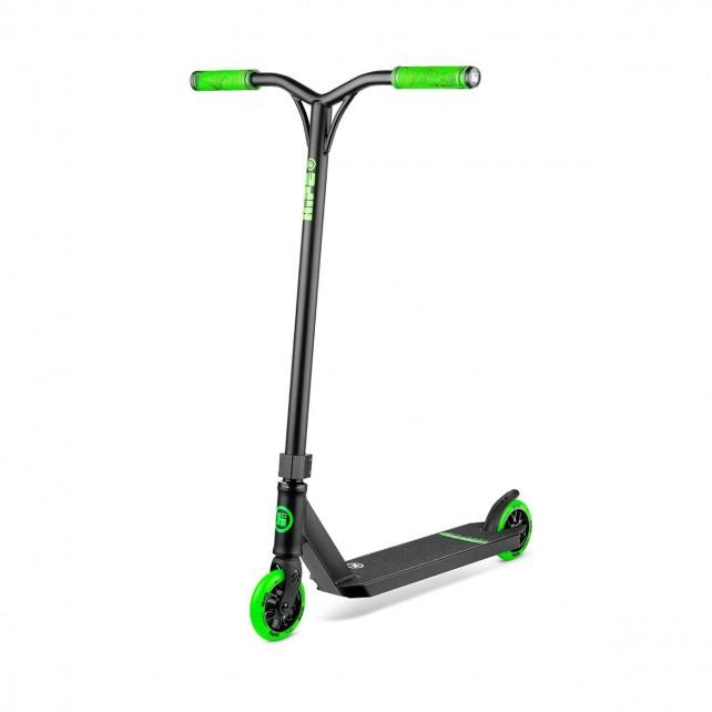 Трюковой самокат Hipe H3 black/green 2020 для подростков