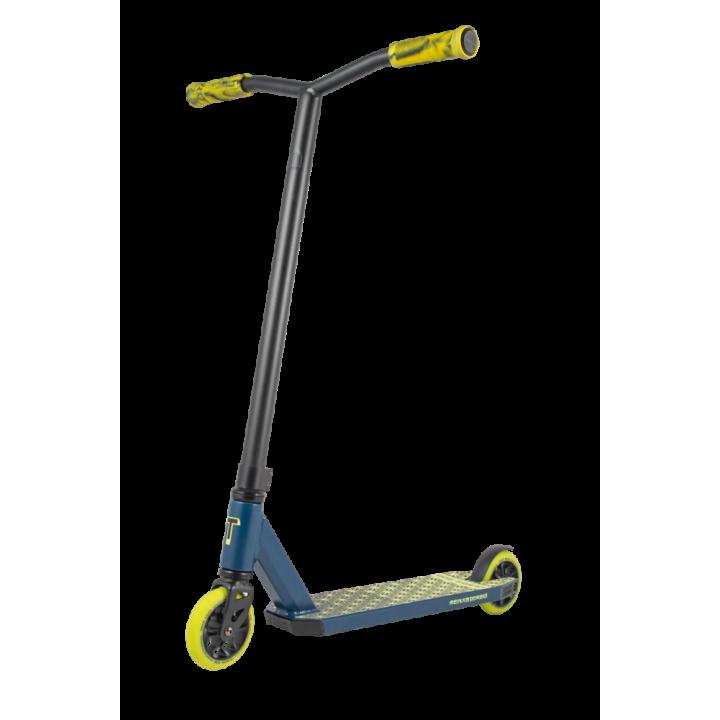 Трюковой самокат TechTeam TT Duker 202 2020 blue для подростков