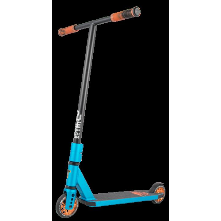 Трюковой самокат TechTeam TT Duker 303 2020 blue для подростков