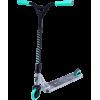 Трюковой самокат Xaos Carnage Mint 100 мм для подростков
