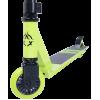 Трюковой самокат Xaos Fallen Green 100 мм для подростков