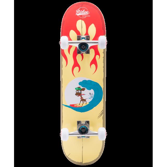 "Скейтборд Ridex Surf 27.5""X7.5"" (69,8 X 19 см)"