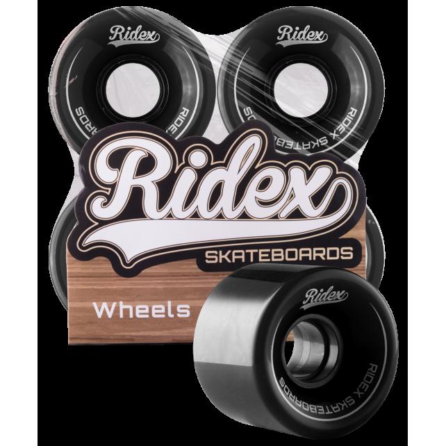 Комплект колес для круизера Ridex SB, чёрный, 4 шт.