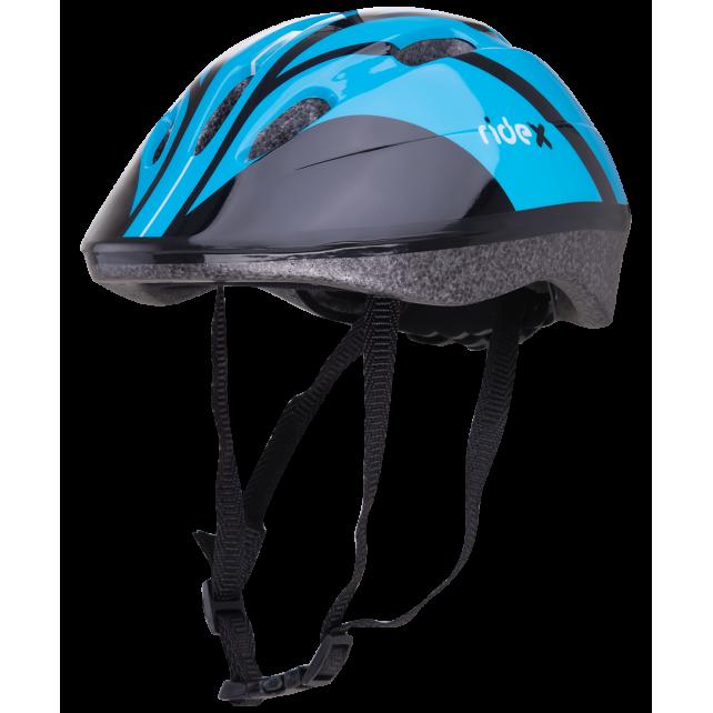 Шлем защитный Rapid голубой