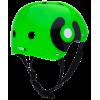 Шлем защитный Zippy зелёный