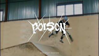 Трюковый самокат Xaos Poison - MyBoardShop