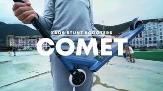 Трюковой самокат Xaos Comet - купить в MyBoardShop