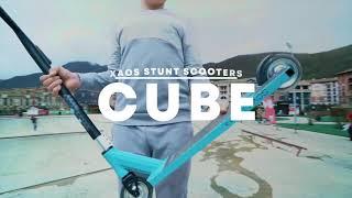 Трюковой самокат Xaos Cube - купить в MyBoardShop