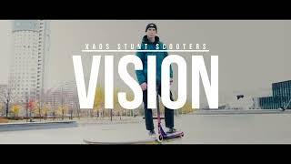 Трюковой самокат Xaos Vision - купить в MyBoardShop