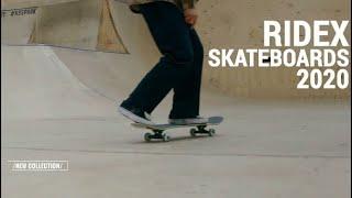 Скейтборды Ridex коллекция 2020 - MyBoardShop